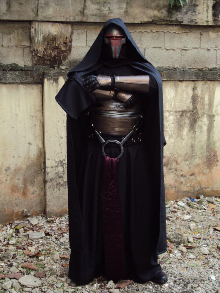 darth revan costume - Google Search