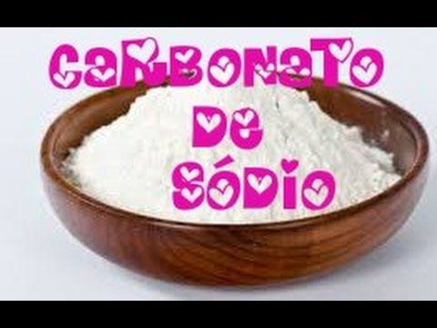 COMO FAZER CARBONATO DE SÓDIO -  HOW DO SODIUM CARBONATE