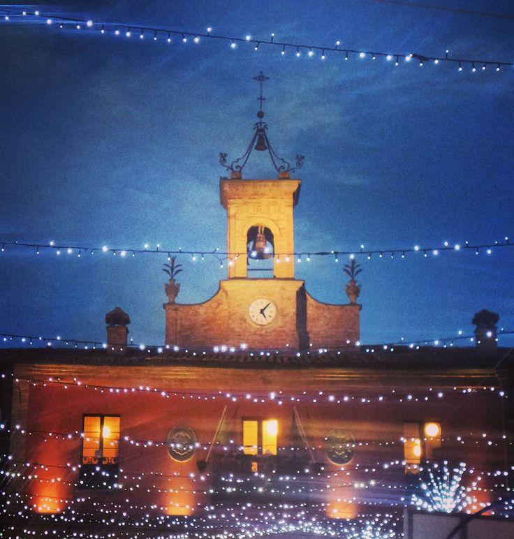 Christmas in Sant'Agata Feltria - #EmiliaRomagna #Italy