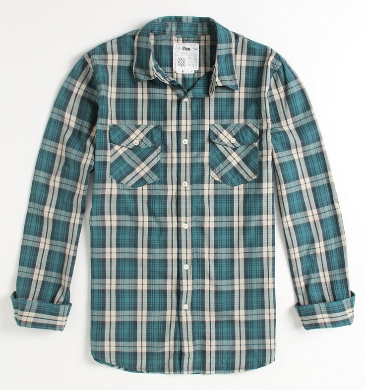 Need to get.  http://shop.pacsun.com/Mens/shirts/44mm-Gable-Mountain-Long-Sleeve-Woven-Shirt/index.pro