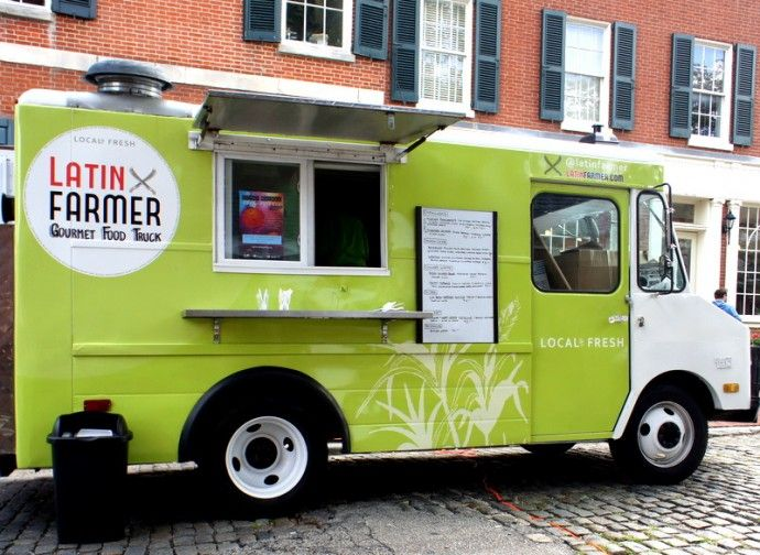 5 Of The Most Delicious Food Truck Wraps