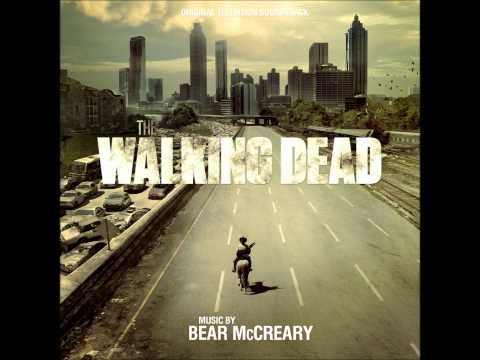 Bear McCreary - The Mercy Of The Living (The Walking Dead OST) - YouTube Beautiful! @kari moore