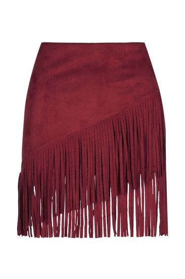 #faux #leather #red #skirt #TALLYWEiJL
