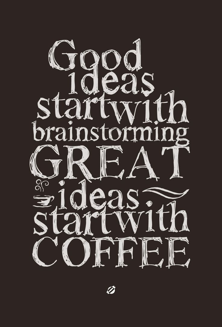 Words of Wisdom #gourmetcoffeealternative