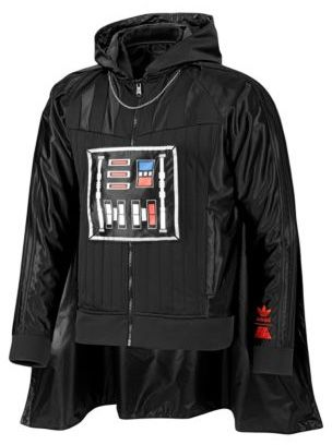 Adidas X Star Wars: Darth Vader Track Jacket