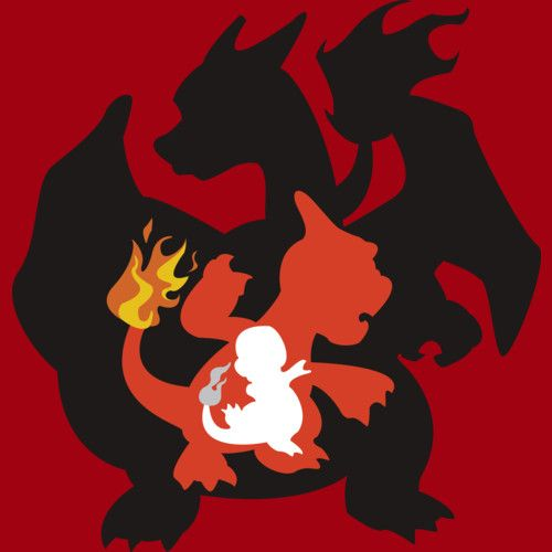 Charizard Evolution is a T Shirt designed by sgrunfo to illustrate your life and is available at Design By Humans