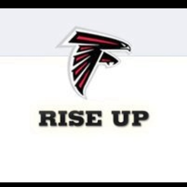 Atlanta Falcons Football !  RISE UP