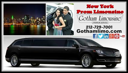Have a great night out for Prom in NYC with New York Prom Limousine from +Gotham Limousine