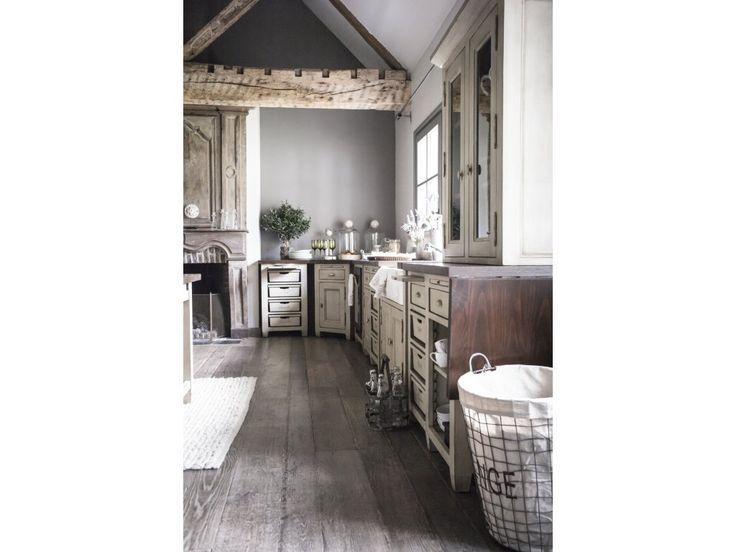 Skříňka Cottage ke dřezu - Interiér de l´Art