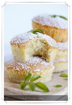 Bizcochitos del Almendra o Mini Tartas de Santiago
