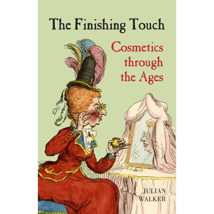 The Finishing Touch - Cosmetics Through the A