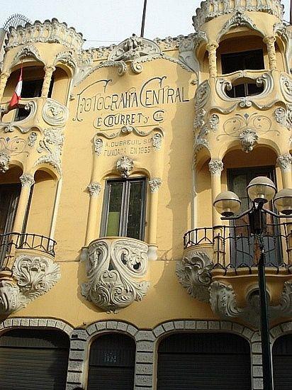 Pandilla basurita ii decoracion economica reciclados for Decoracion art nouveau