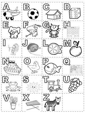 alfabeto italiano per bambini - Google Search