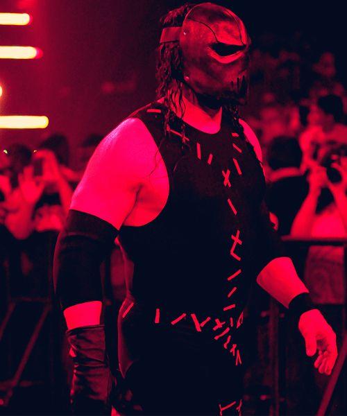 Kane; WWE