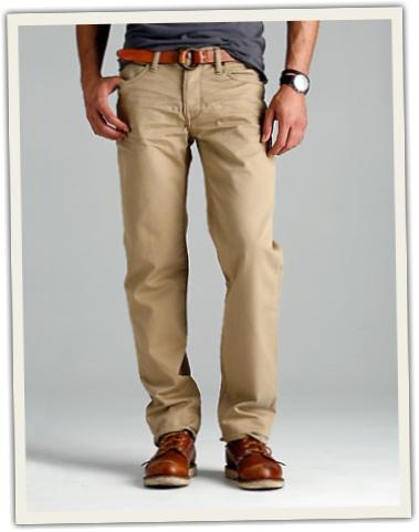 Grown and Sewn Kax Pioneer, Carolina Cloth