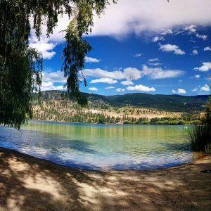 Kalamalka Lake, Vernon