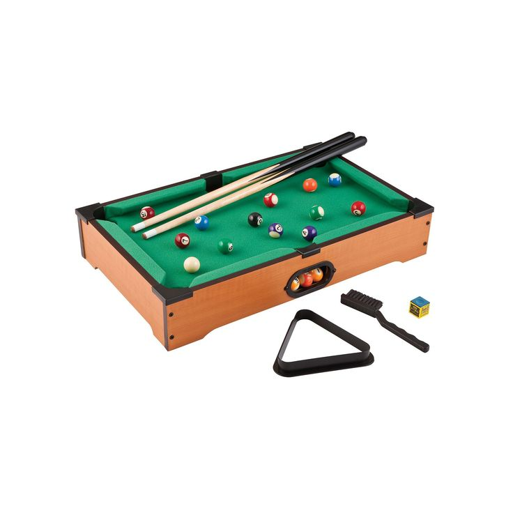 Mainstreet Classics Table Top Billiards Game Set, Other Clrs