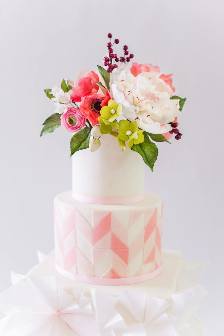 619 best Cake Art - images on Pinterest | Cake toppers, Healthy ...