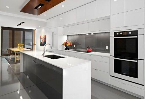 Simple Ways To Have Striking Futuristic Kitchen Cocinas Futuristas - Cocinas-futuristas