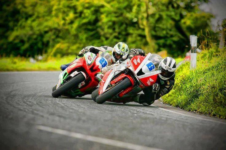 Irish road racing