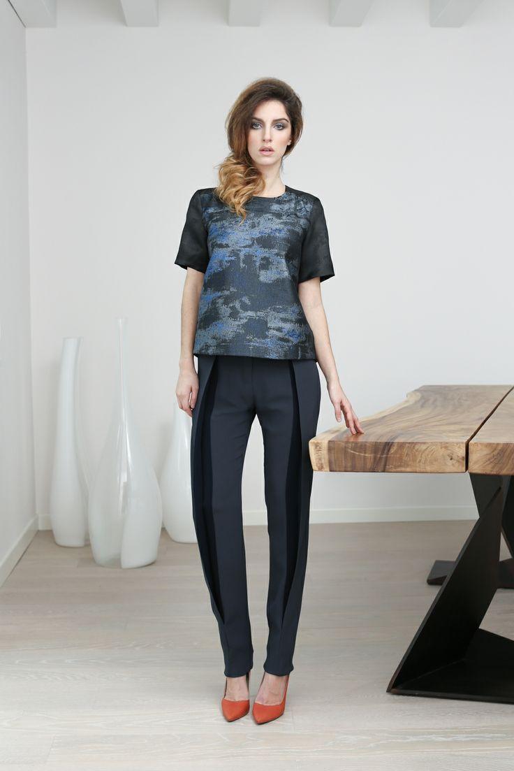 MartaCucciniello AI 2014,  tight Cady pants