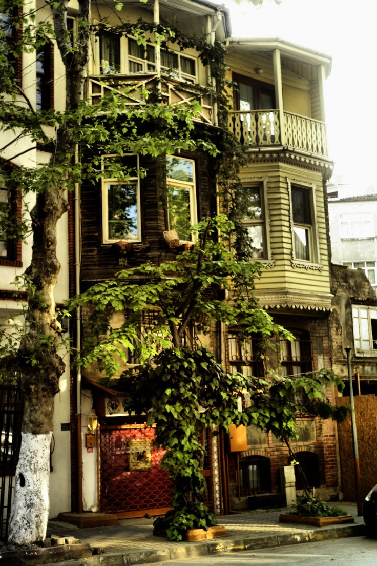 Kuzguncuk,Istanbul