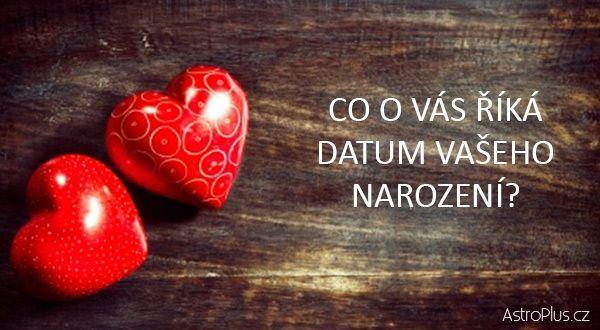Co o vás říká datum vašeho narození? | AstroPlus.cz