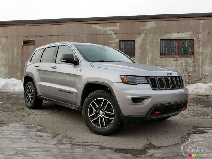 2017 #Jeep Grand Cherokee Trailhawk is geared for anything | Car Reviews | Auto123