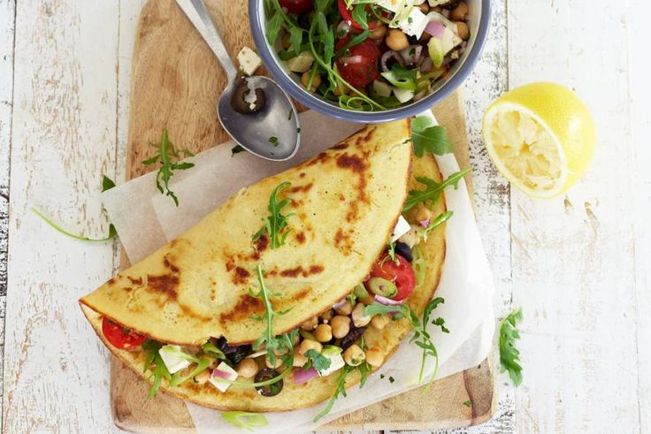Volwaardige maaltijd zonder vlees, maar mét lekker veel groente en smaakmakers. -Recept- Allerhande