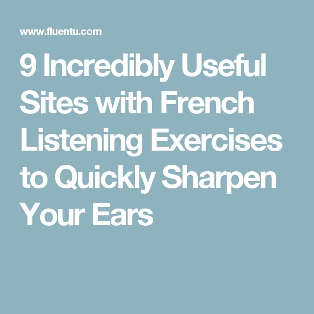 Learn French at Lawless French - Lessons, resources, and ...