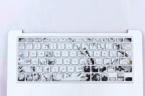 Marble Macbook Keyboard Cover