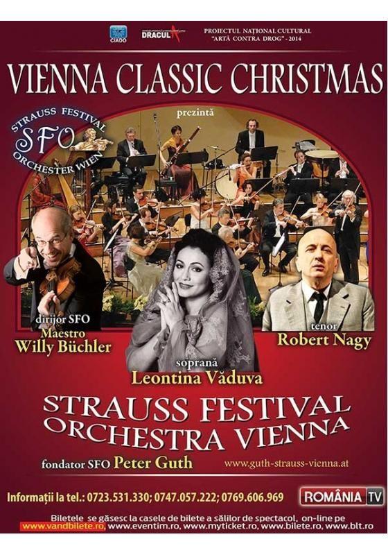 Evenimente din Iaşi - Vienna Classic Christmas