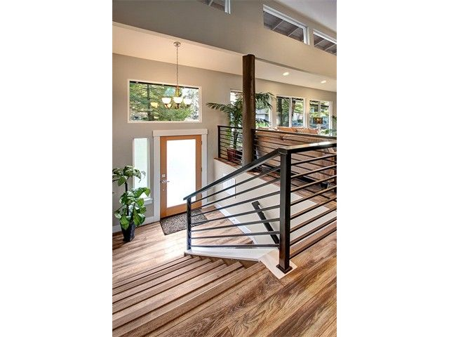 Contemporary Split Foyer : Best split level entryway ideas on pinterest