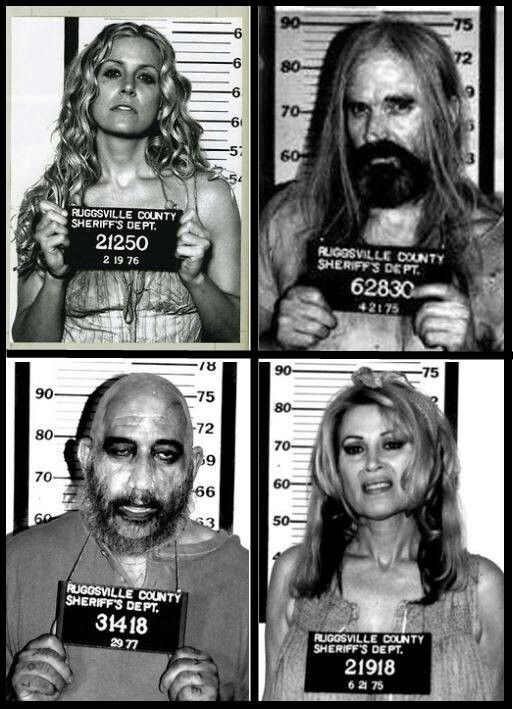 My favorite horror movie from the brilliant and twisted mind of Rob Zombie. This movie is cult and not for the faint of heart. 'The Devil's Rejects'