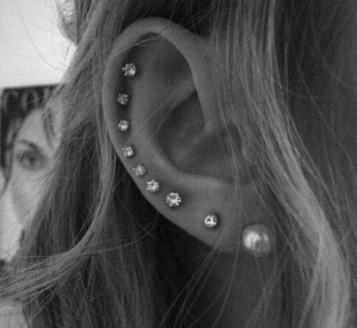 Soo many peircings :) I would love to have this