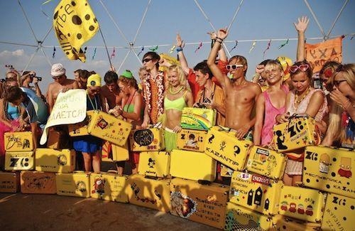 """La Repubblica di Kazantip in Ucraina tra rave party e la famosa """"estate tutto l'anno"""""""