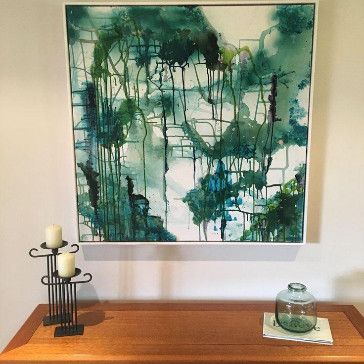 Abstract art by Andrea Godfrey