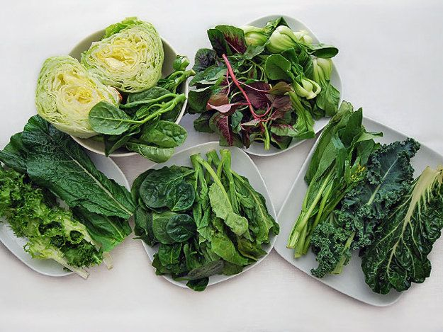 Chinese Greens 101: Three Basic Cooking Techniques for Chinese Greens