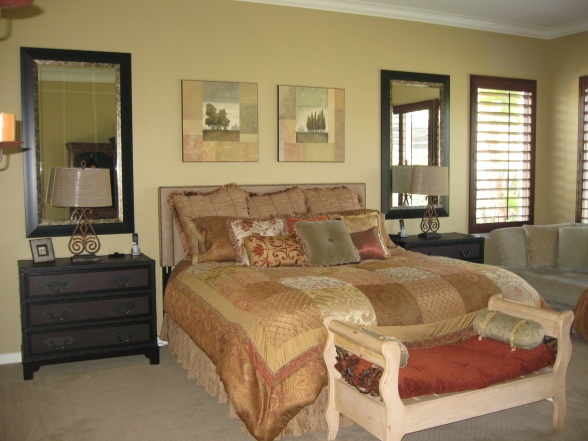 mirrors above stands home ideas decor pinterest ideas and make a room