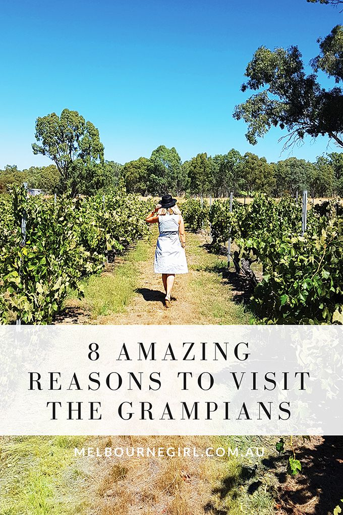 8 amazing reasons to visit The Grampians - VICTORIA - AUSTRALIA