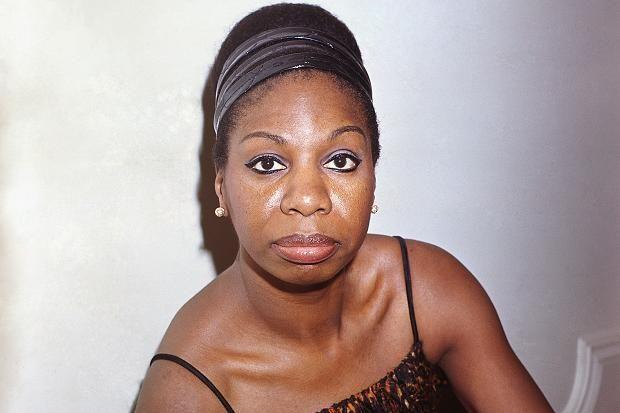 Nina Simone in 1966