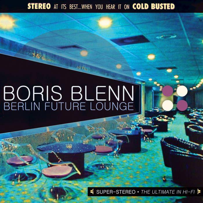 Berlin Future Lounge cover art