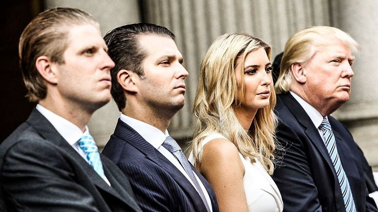 Trump Family So Bad At Filling Out Forms That All Their Election Ballots...