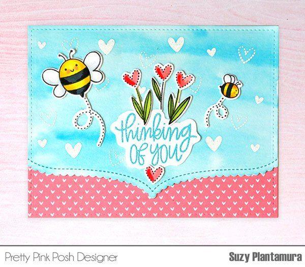 Pretty Pink Posh: Sneak Peek Bee Friends