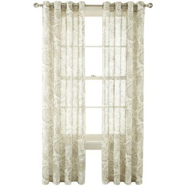 14 Best Jcp Curtains Images On Pinterest Sheet Curtains
