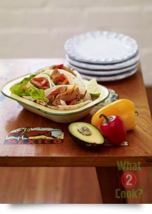 Pork Tacos with Chilli & Coriander