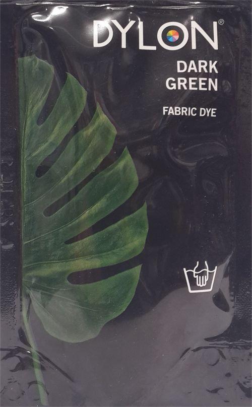 DYLON HAND DYE 50 g DARK GREEN (09)