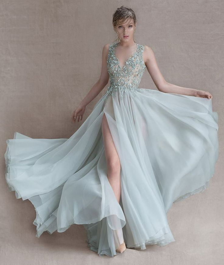 50 best Wedding evening gowns images on Pinterest | Evening gowns ...
