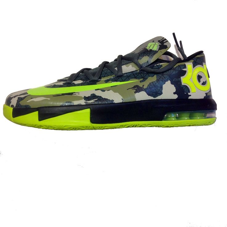 Zapatillas Nike KD VI de Baloncesto para chic@s, tallas menores a 40 www.basketspirit.com/Zapatillas-Baloncesto/femenino-chicas-basket