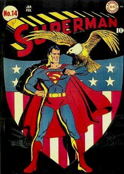 Image from http://2.bp.blogspot.com/-xXpQKpa-9wg/UbXQD_vz-TI/AAAAAAAANlk/C64sfP3vg1A/s1600/Superman+40s++flag+1940s.jpg.
